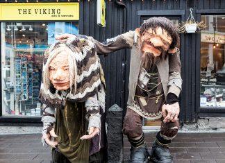 Iceland Troll