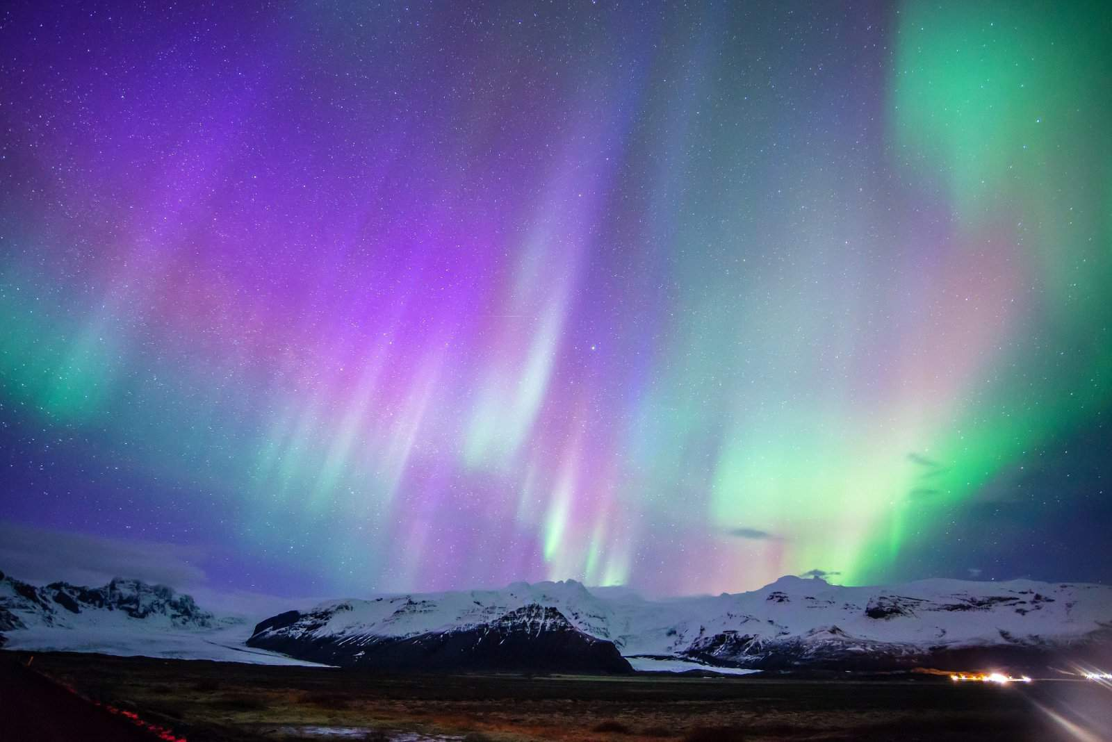Exceptional Northern Lights Iceland