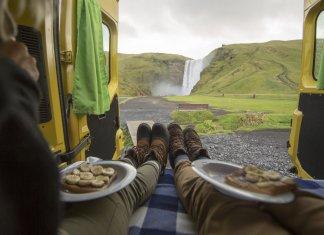 Campervan Iceland