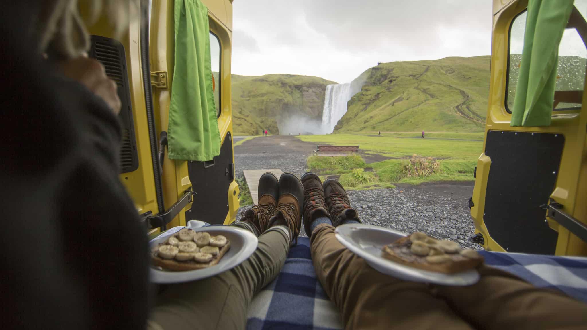Campervan Iceland: Ranking Top 5 Campervan Rental Companies