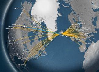 Flights to Iceland