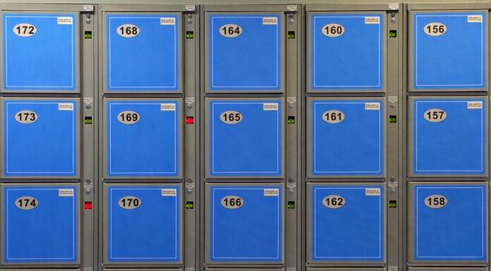 Luggage storage in Iceland