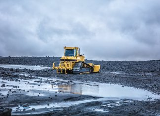 Work in Iceland
