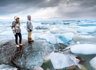 Jökulsárlón: the biggest glacier lagoon in Iceland