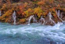 Autumn in Iceland- The season series