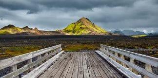 visit Landmannalaugar