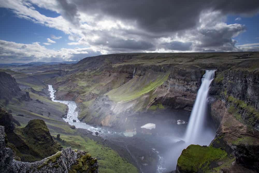 Highlands of Iceland