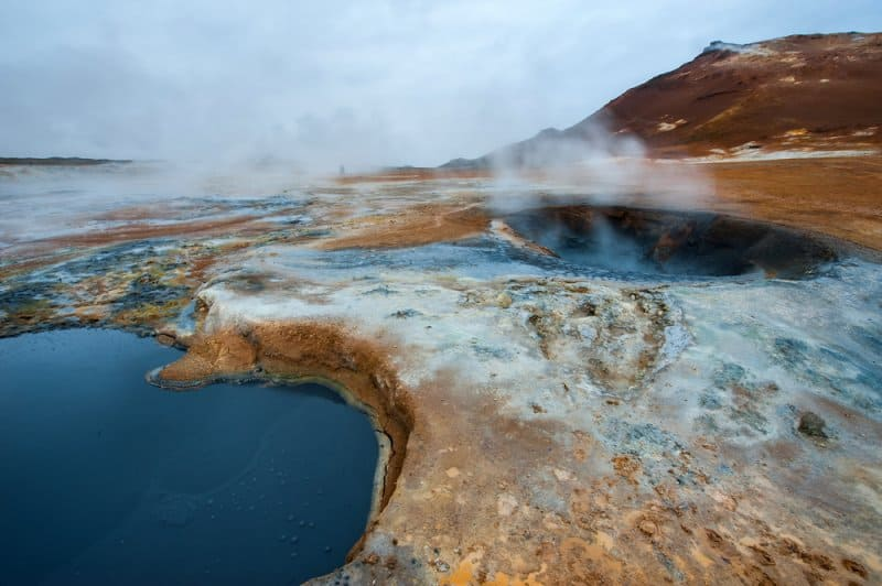Nature In North Iceland