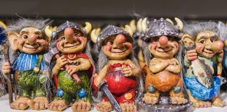 Trolls And Elves In Iceland