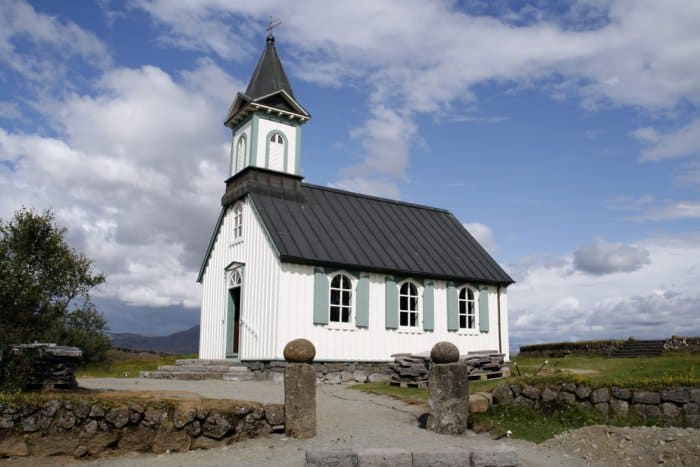Historical Sites In Iceland