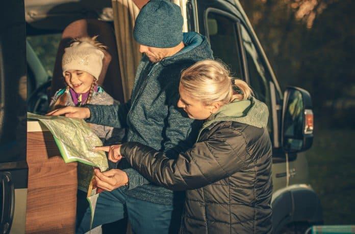 Motorhome Iceland Camping