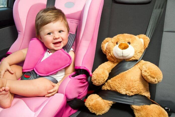 Child Seat Legislation in Iceland