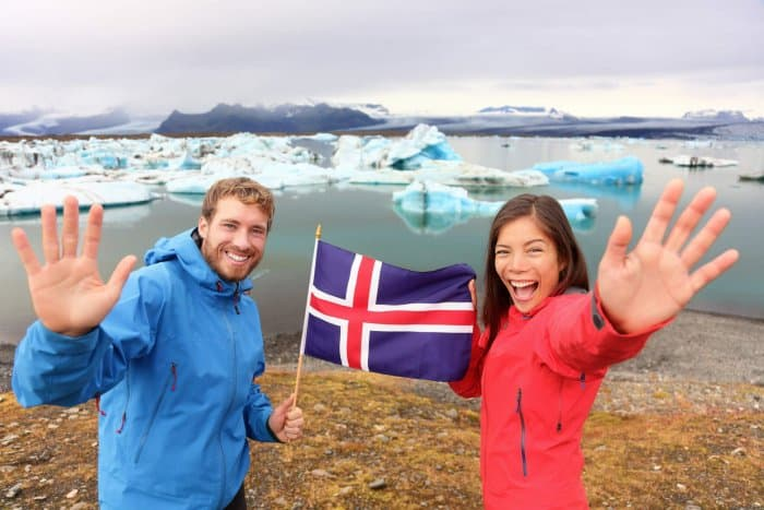 First Timers to Iceland