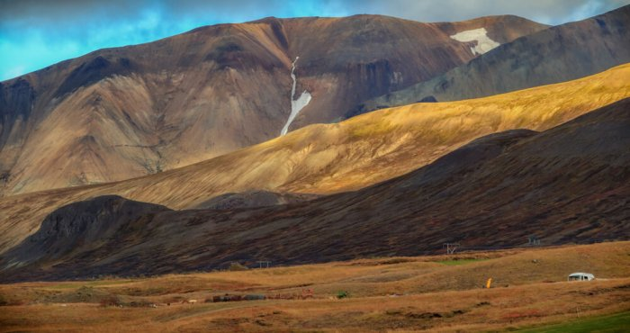 Landmannalaugar is one the most popular things to do in Iceland