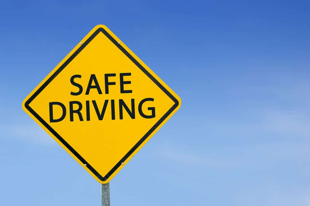 Safe driving in Iceland