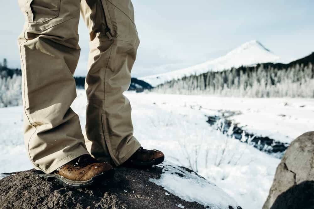 Hiking pants are an essential item to pack when you come to Iceland