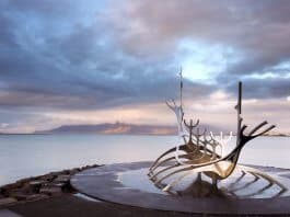 Visiting the Sun Voyager statue is a popular activity in Reykjavik