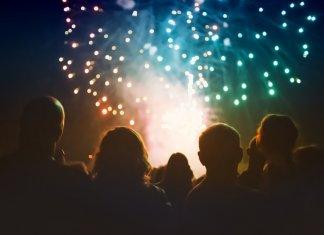Reykjavik Culture Night ends in fireworks