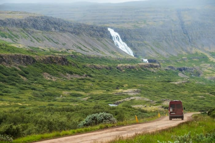 An Iceland campervan road trip gives you freedom and flexibility