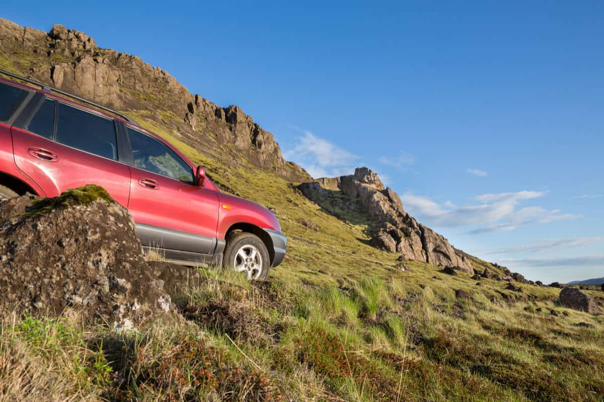 Tourist horror stories Iceland off-roading