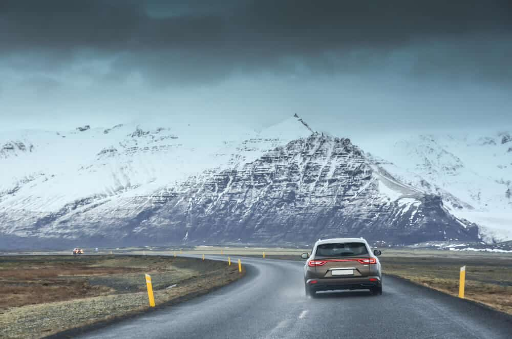 Visit Iceland during low season to get car rental discounts