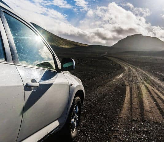 Do you need to rent a 4WD in Iceland?