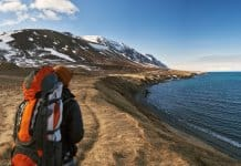 Iceland solo travel tips with female traveler