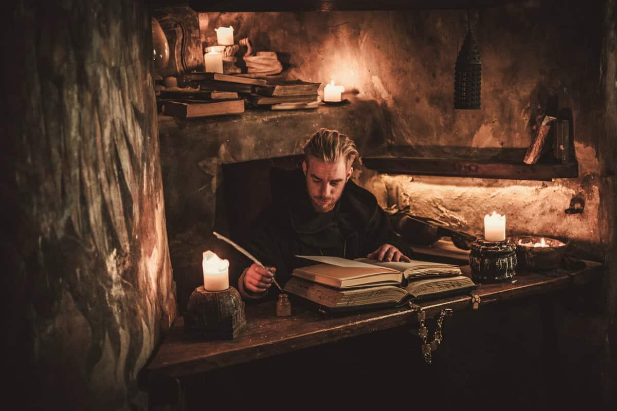 The Icelandic Sagas tell the history of Vikings like Ragnar Lothbrok