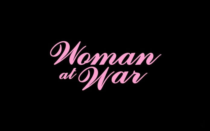 Woman at War is an Icelandic movie filmed in Iceland