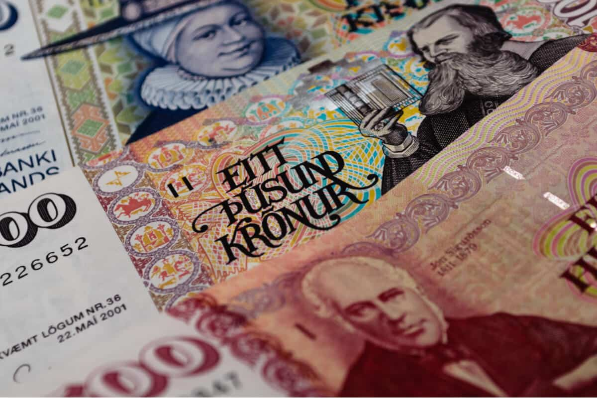 What Is The Currency In Iceland Called