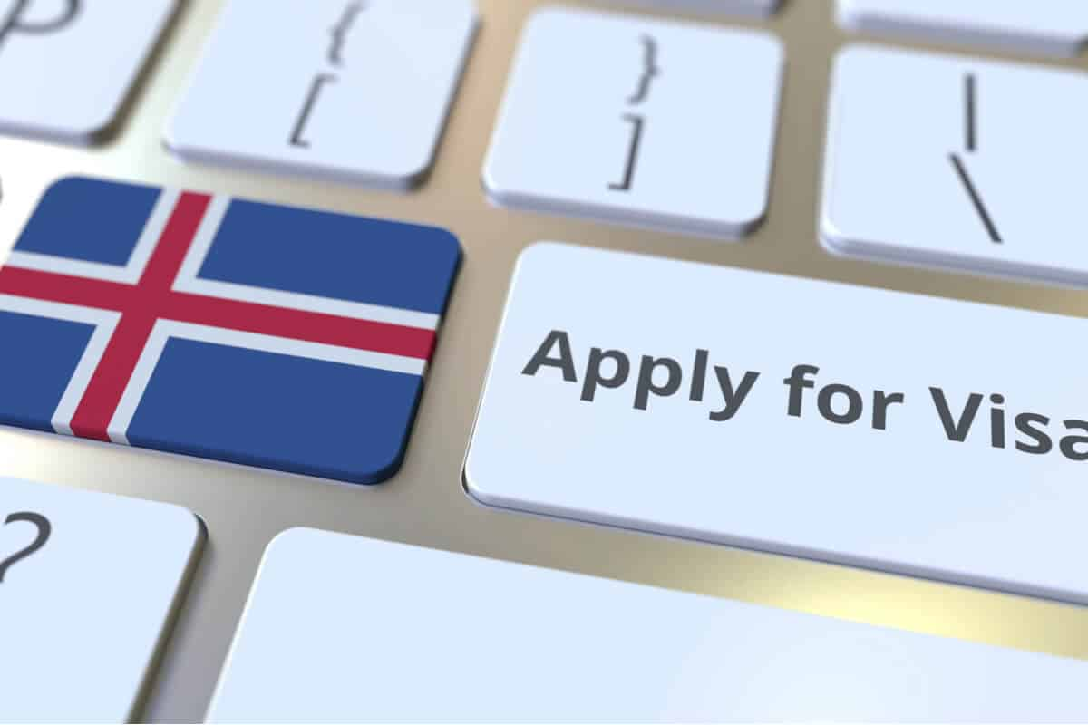 Apply for an Iceland visa