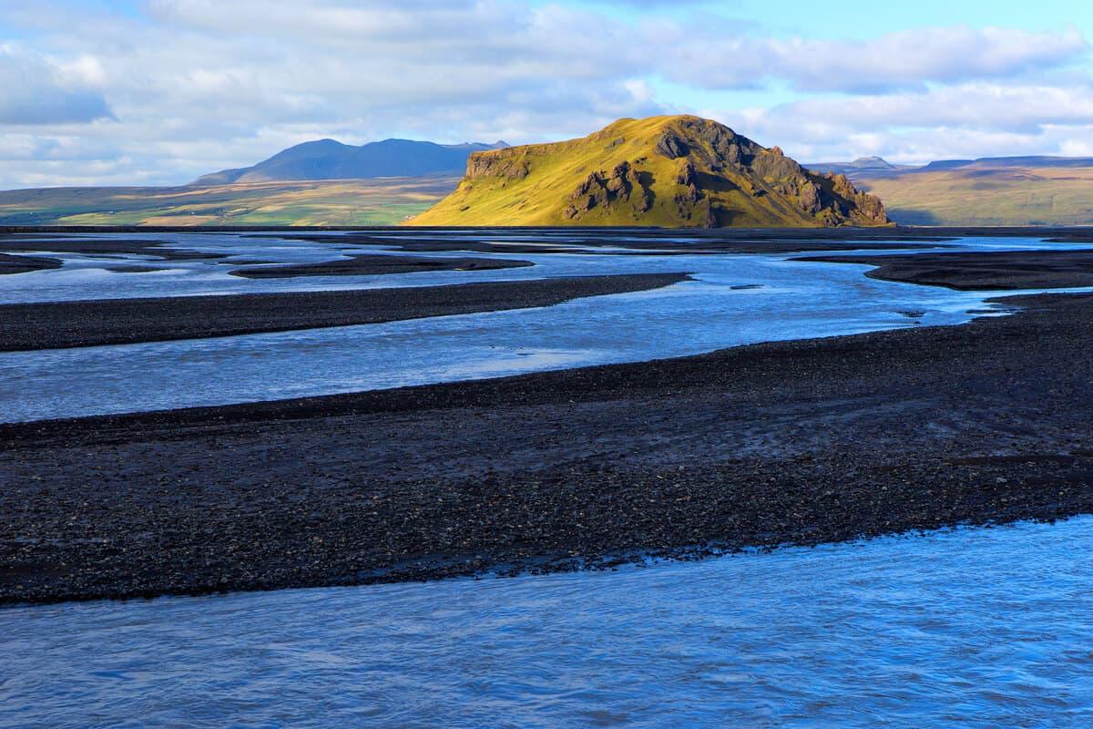 4x4 camper rental in Iceland Highlands