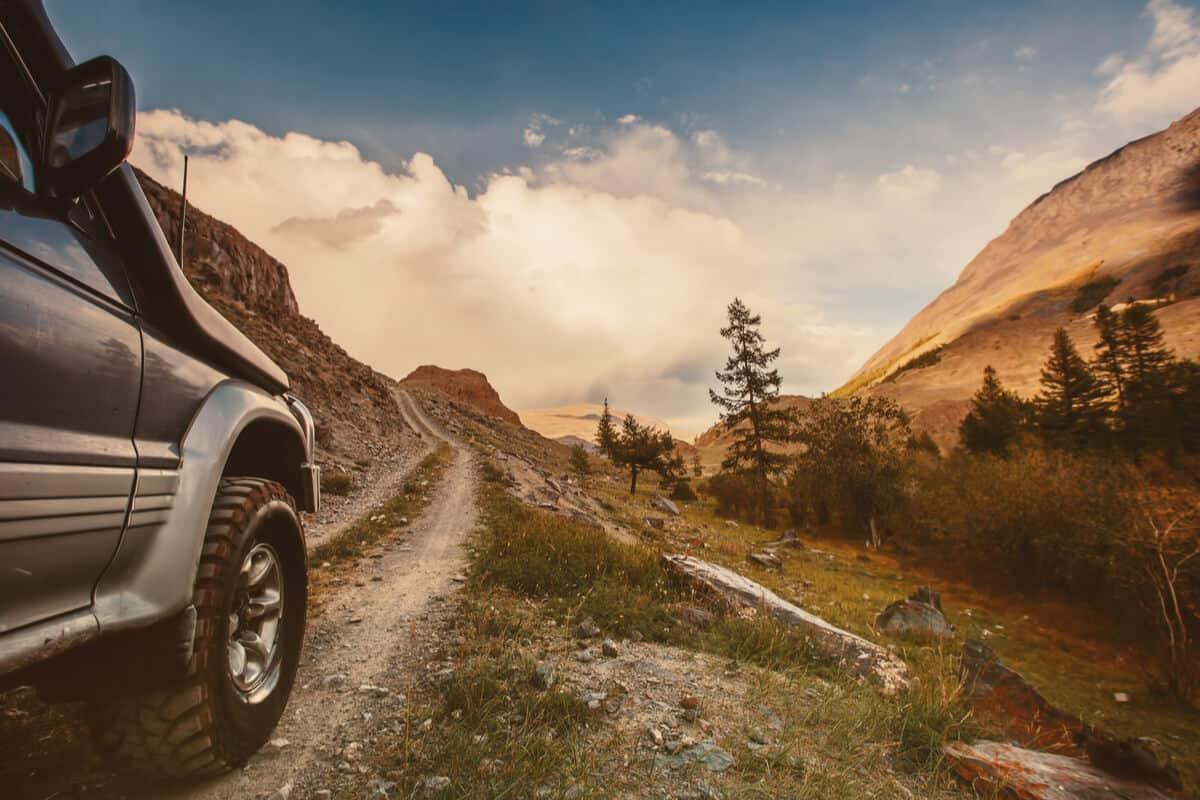 Best 4x4 vehicles Icelands