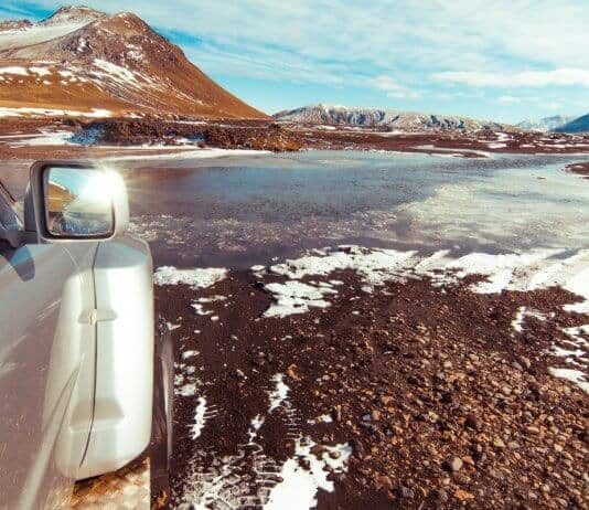 Best 4x4 vehicles in Iceland