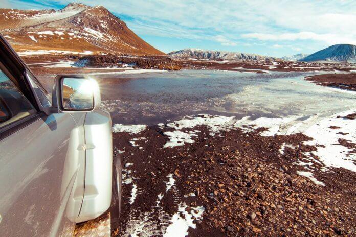 Best 4x4 vehicles in Iceland