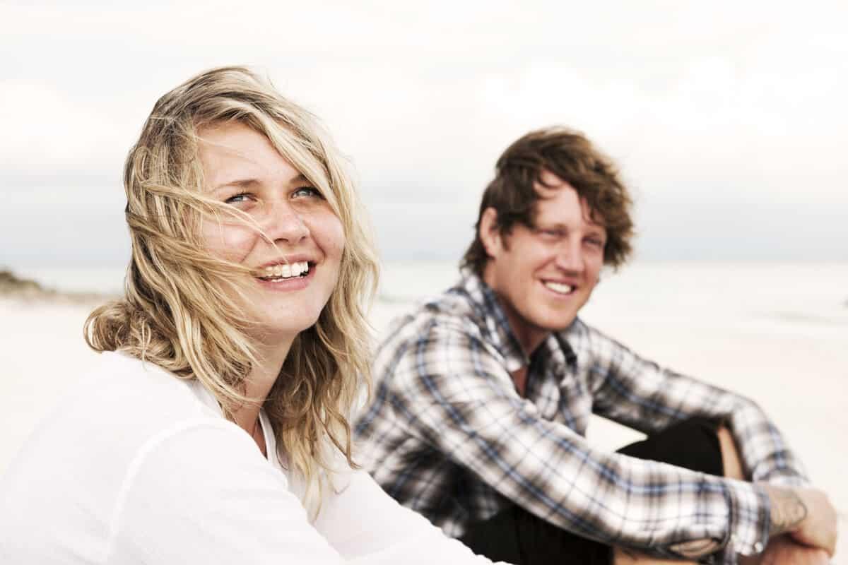 Iceland demographics typical couple