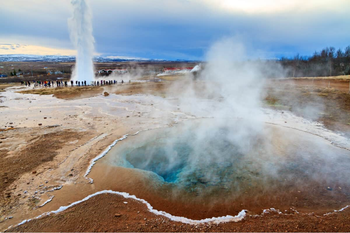 Golden Circle Tour Iceland geysers