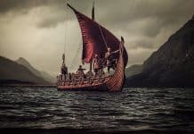 Iceland museums have a Viking ship