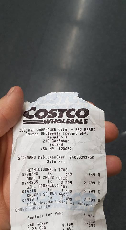 Costco Iceland