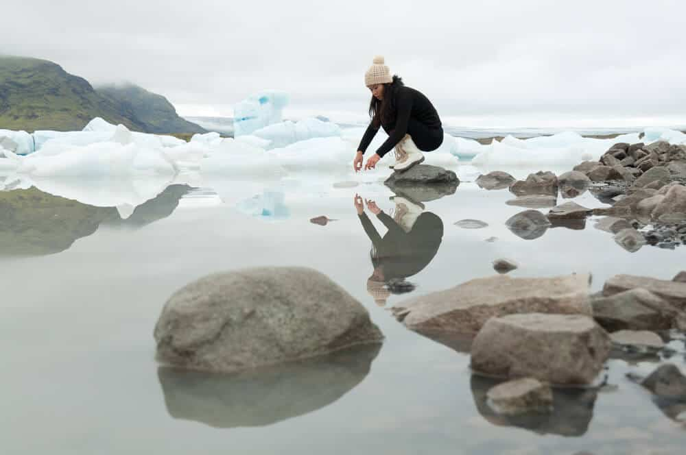 Jökulsárlón: the biggest glacier lagoon in Iceland