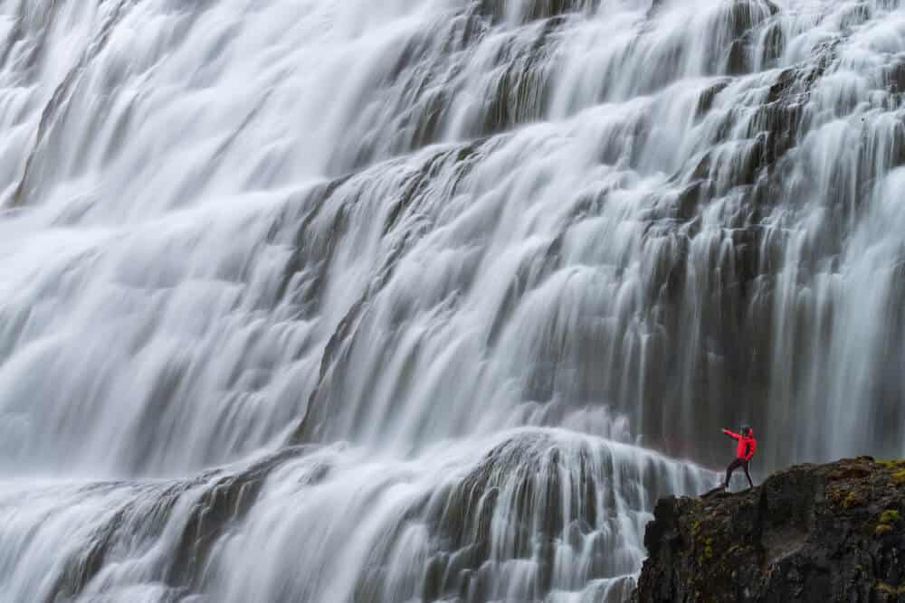 Forgotten waterfalls in Iceland
