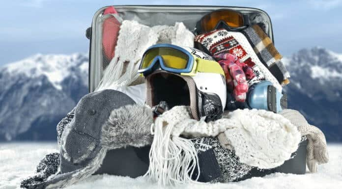 Winter Clothing for Iceland