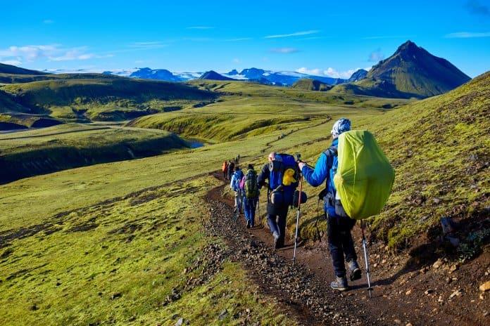 Hiking Routes Near Reykjavik