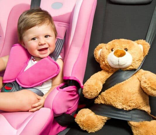 Child Seat Legislation in Iceland