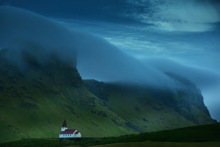 Climate in Iceland
