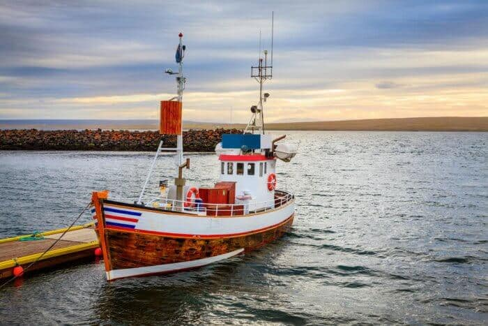 Iceland Fisheries