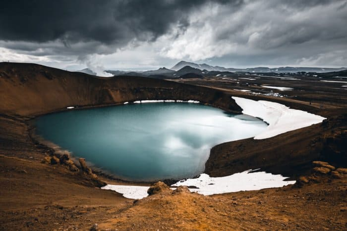 Lake Myvatn is another popular Game of Thrones filming location