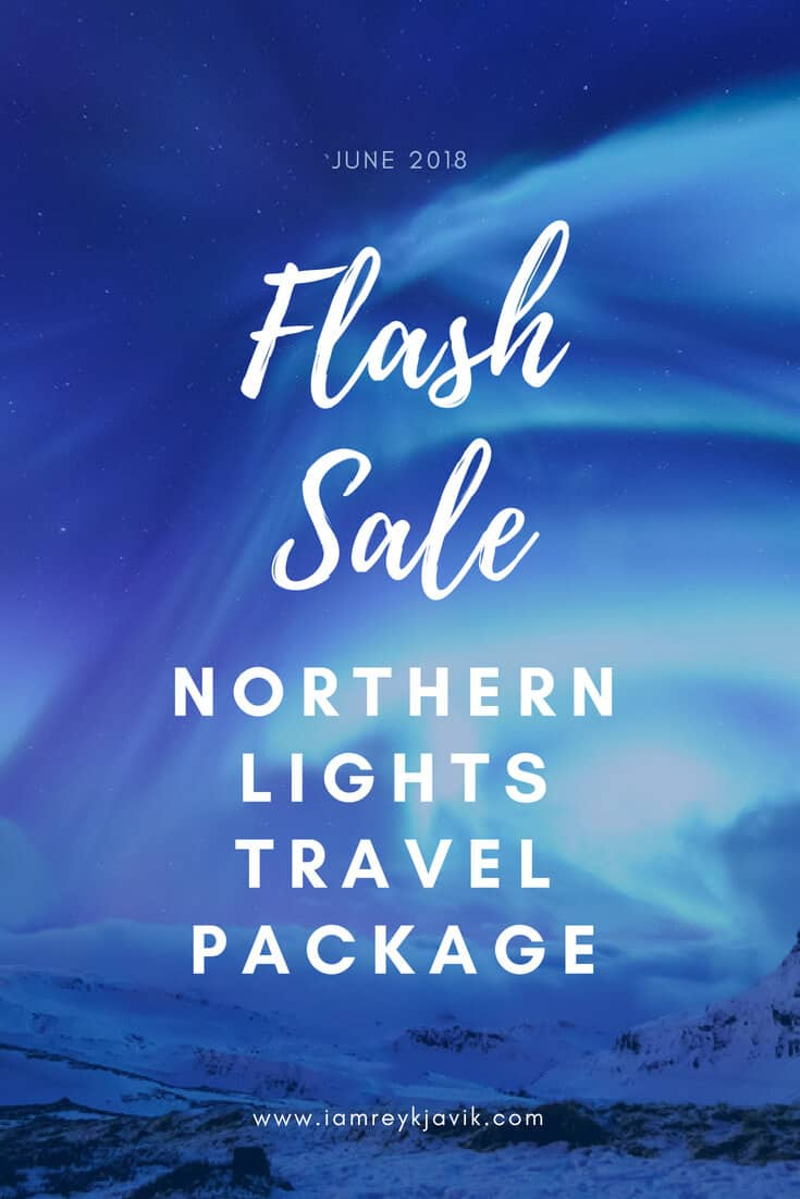 Icelandair $649 Northern Lights Getaway Flash Sale