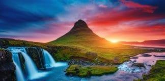 Stunning Instagram photo of Kirkjufell