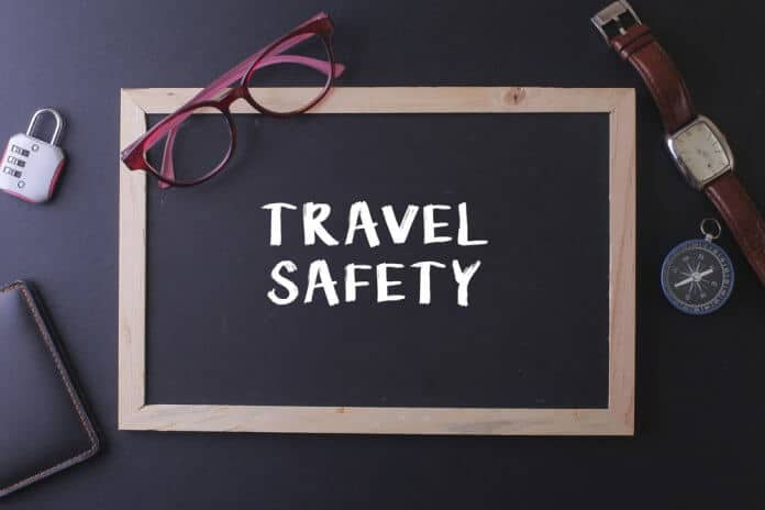 Travel safety tips and driving tips for Iceland